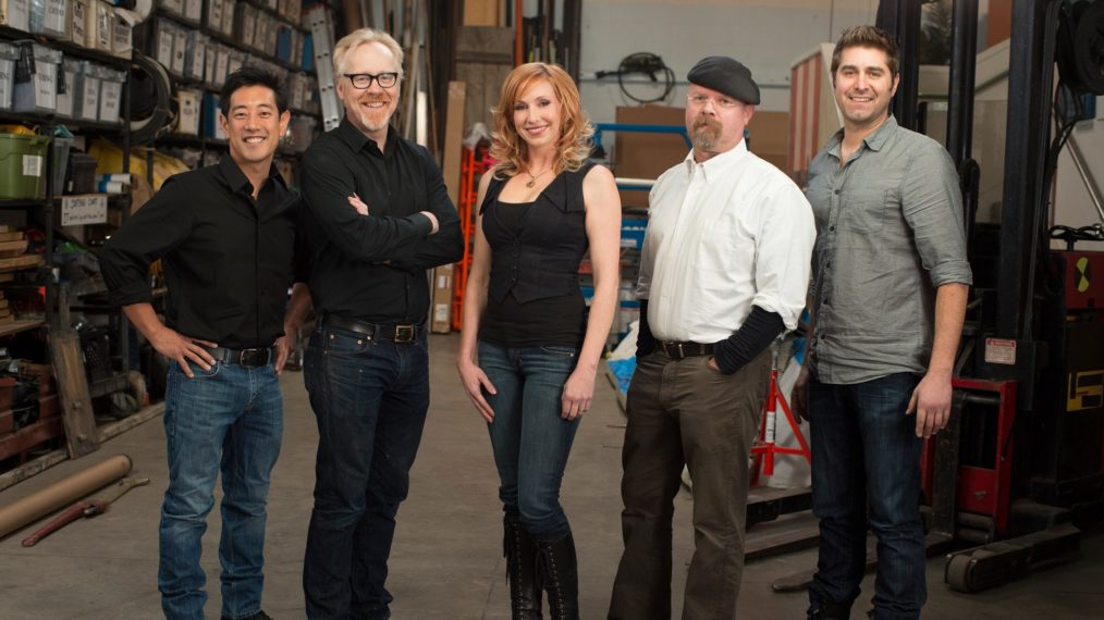 Mythbusters Grant Imahara Discovery Channel