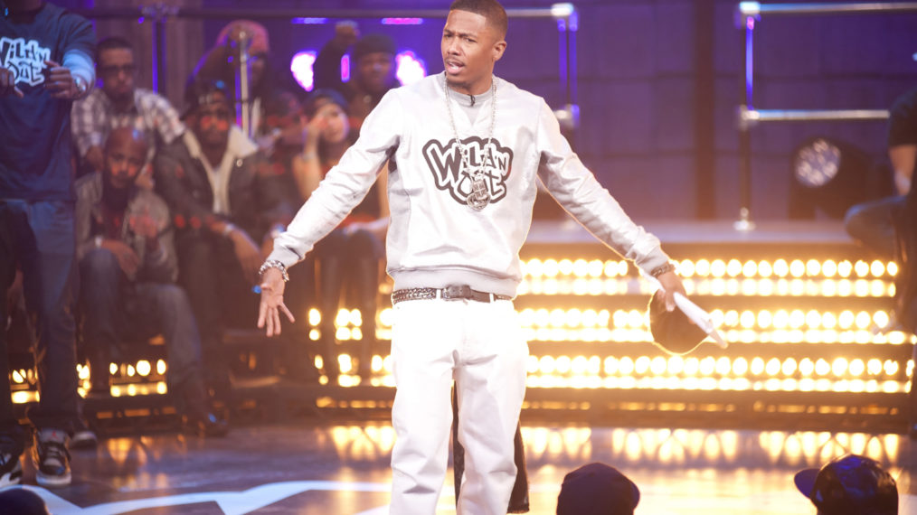 Nick Cannon on Wild N Out