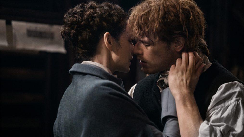 Outlander Season 3 Sam heughan Caitriona Balfe