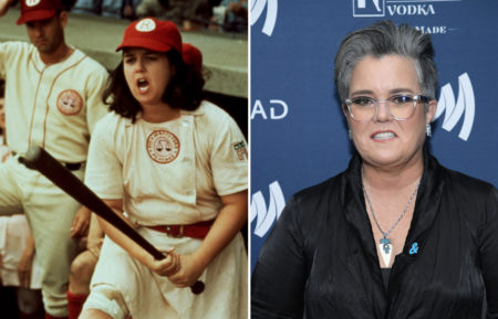 Rosie O'Donnell / A League of their Own
