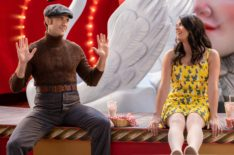 'Schmigadoon!': Aaron Tveit, Dove Cameron & More Preview Apple's Musical Extravaganza