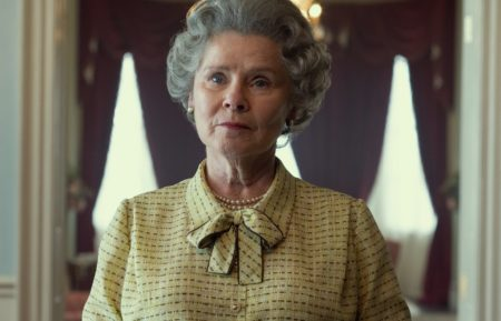The Crown Season 5 Imelda Staunton