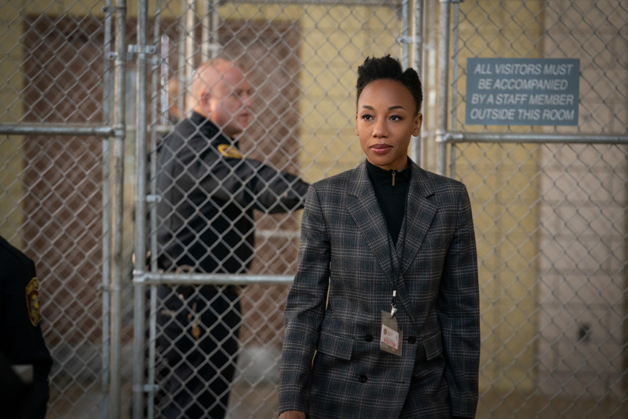 The Good Fight Season 5 Episode 2 Charmaine Bingwa Carmen Moyo