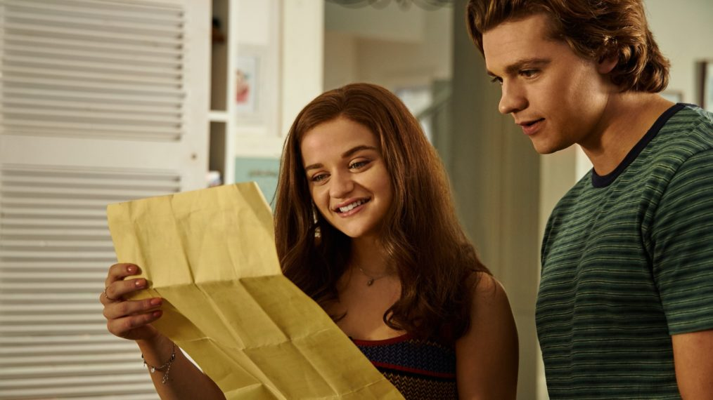 The Kissing Booth 3 joey king joel courtney