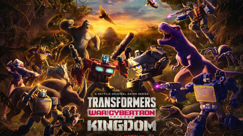 Transformers: War for Cybertron: Kingdom Poster