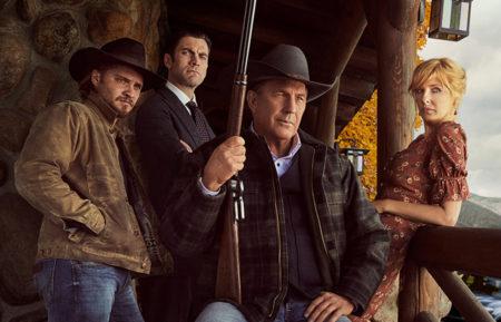Yellowstone Season 2 Duttons Kayce Jamie John Beth