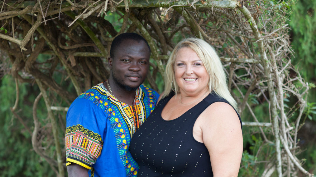 '90 Day Fiancé: Happily Ever After?' Couple Michael and Angela