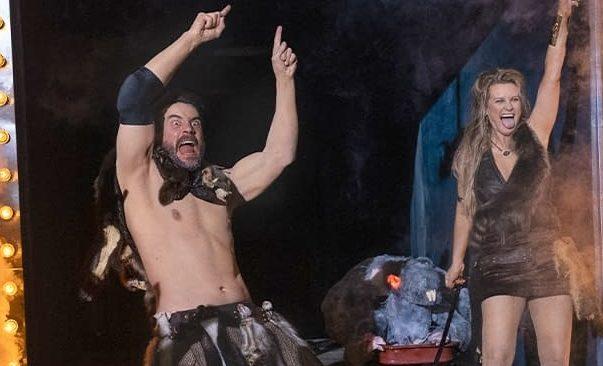 CM Punk on 'Heels'