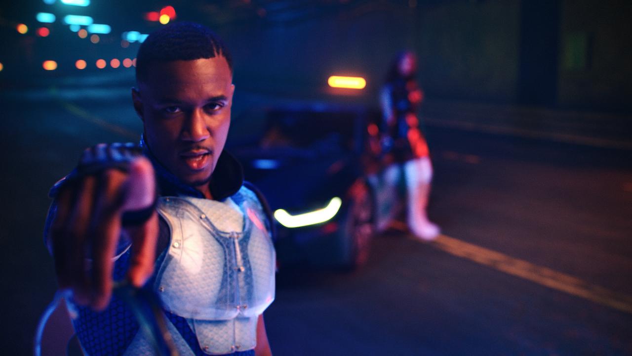 The Boys - Jessie T. Usher