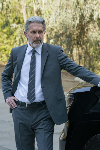 Gary Cole as Parker in NCIS