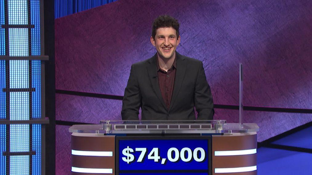 Jeopardy Matthew Amodio