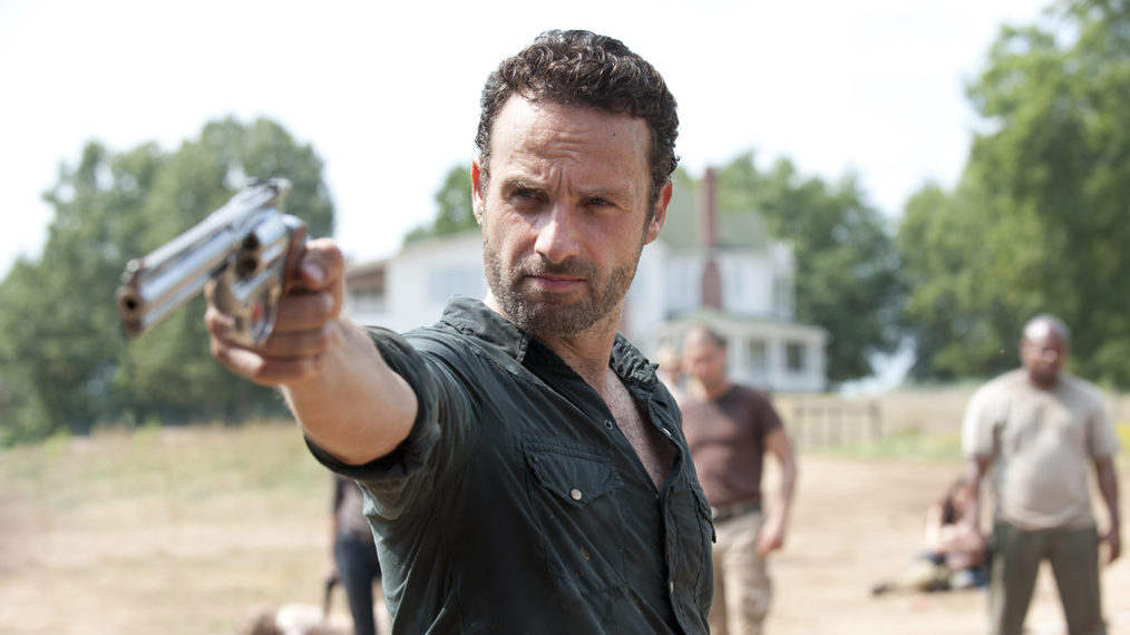 'The Walking Dead' Star Andrew Lincoln