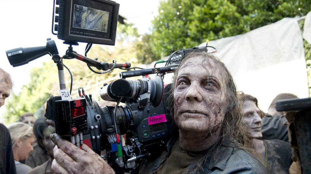 Greg Nicotero as Walker in The Walking Dead