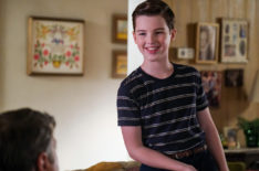 'Young Sheldon: The Musical'? Broadway Fan Iain Armitage Wants to See It Happen
