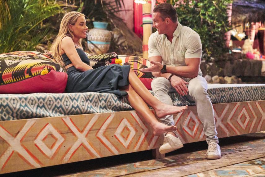 'Bachelor in Paradise' Season 7, Victoria Paul & James Bonsall