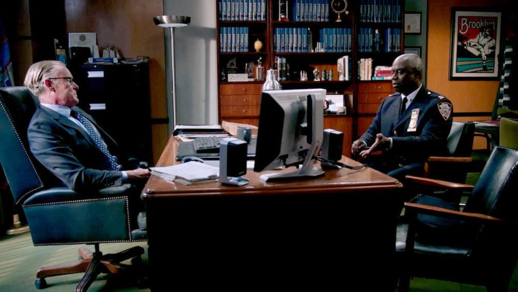 'Brooklyn Nine-Nine' Takes Down the 'Blue Flu' (RECAP)