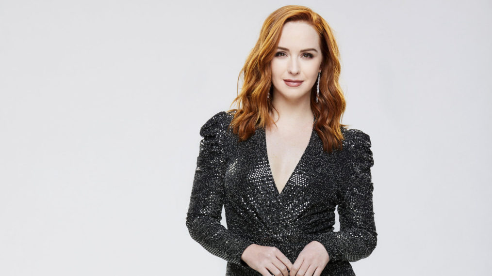 Camryn Grimes on The Young and the Restless