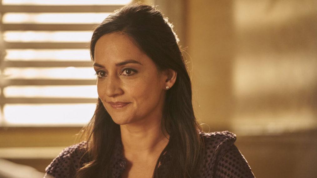 'Departure' Star Archie Panjabi in Season 2