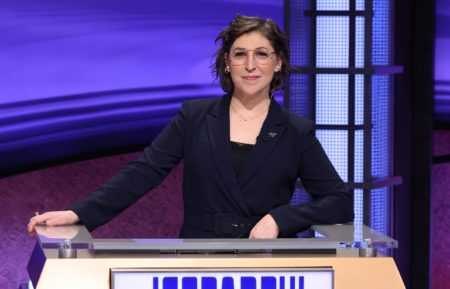 Mayim Bialik as Guest Host of Jeopardy!