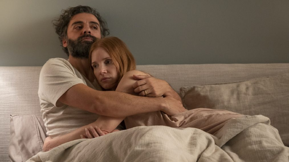Scenes From a Marriage Oscar Isaac Jessica Chastain