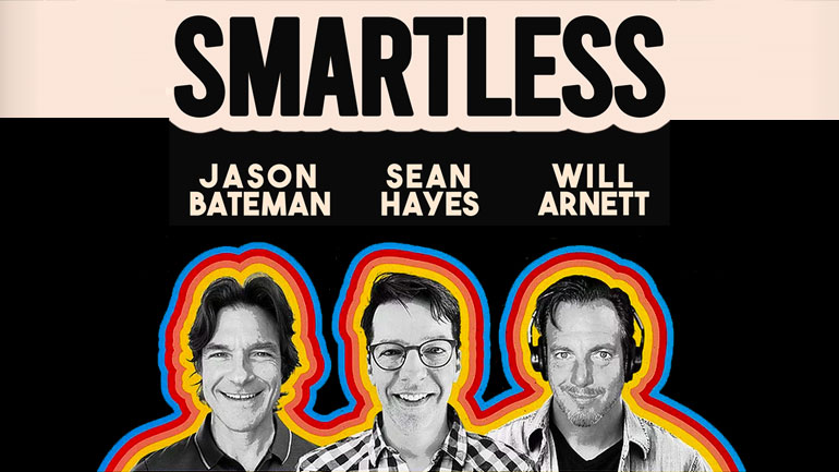 SmartLess - Discovery+