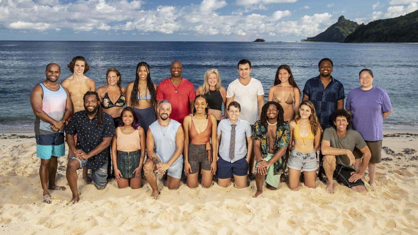 The Cast of Survivor Season 41