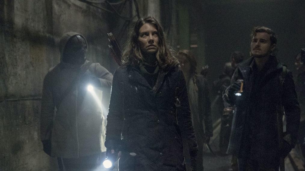 walking dead season 11 episode 1 acheron part i maggie lauren cohan