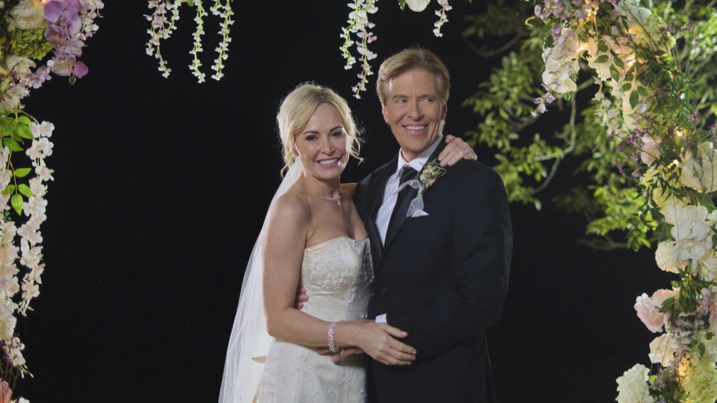 'Sealed with a Kiss: Wedding March 6' Stars Josie Bissett and Jack Wagner