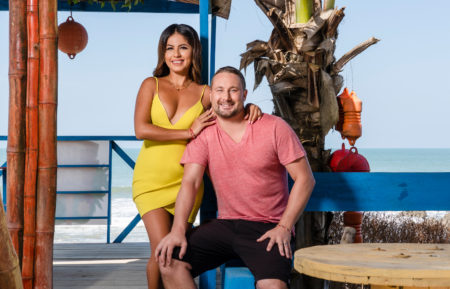 Evelin and Corey in 90 Day Fiancé: The Other Way