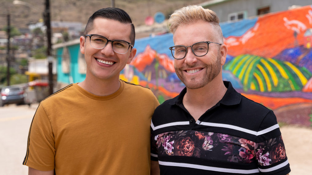 Kenneth and Armando in 90 Day Fiancé: The Other Way