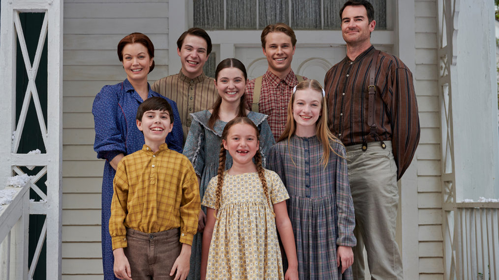 The Waltons: Homecoming cast