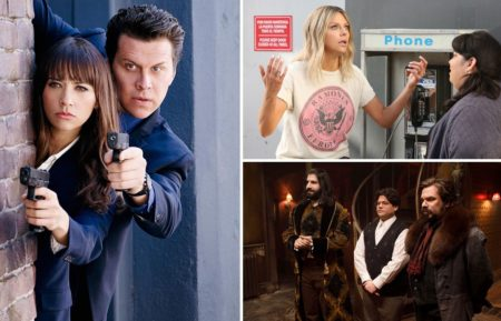 Angie Tribeca, The Mick, and What We Do in the Shadows