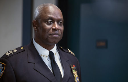 brooklyn nine nine series finale, Andre Braugher as Ray Holt