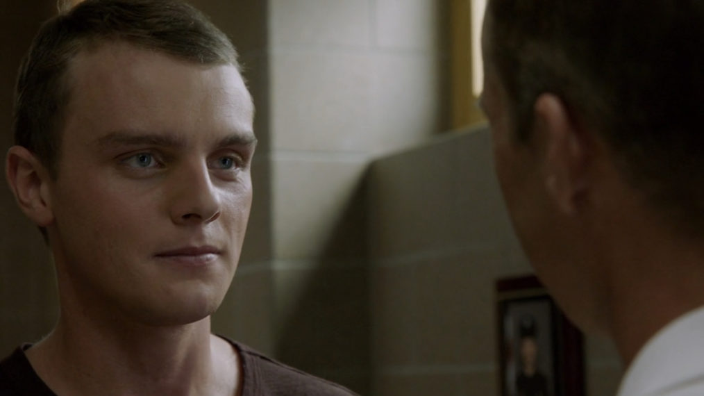 Griffin in Chicago Fire
