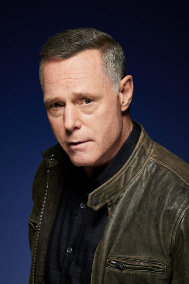 Jason Beghe as Hank Voight in Chicago PD