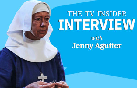 Jenny Agutter on Call the MIdwife