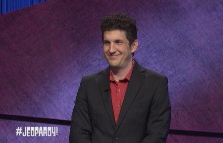 'Jeopardy!' Matt Amodio Returns for Season 38 Premiere