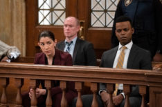 How Might 'Law & Order: SVU' Write Out Garland & Kat in the Season 23 Premiere?