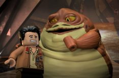 'LEGO Stars Wars Terrifying Tales' Gets a Spooky Trailer at Disney+ (VIDEO)
