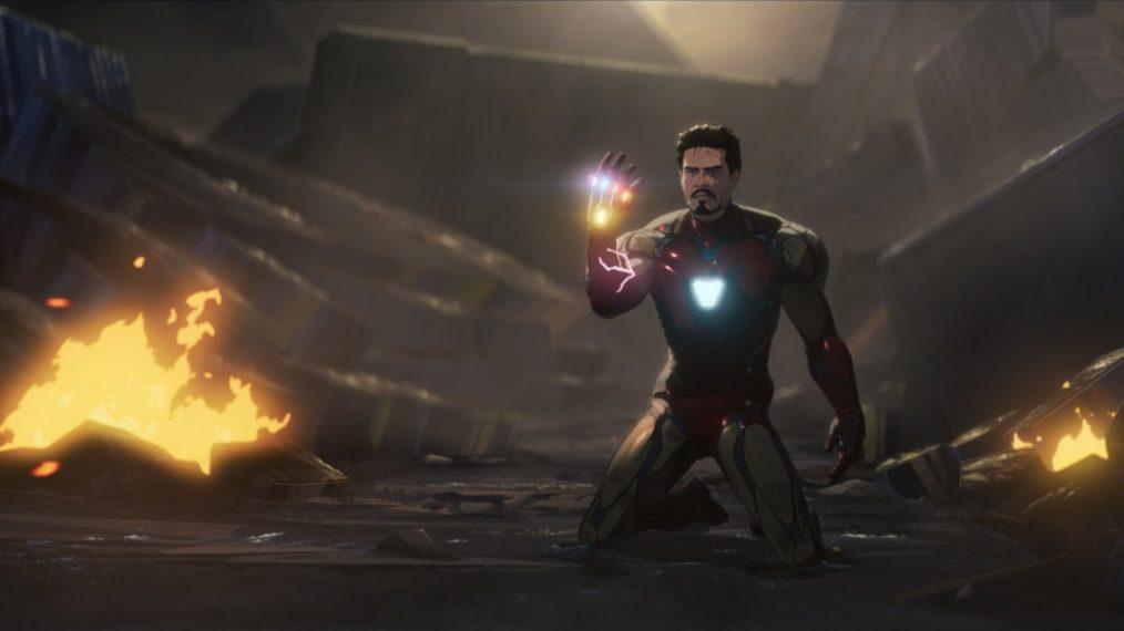 Tony Stark in What If