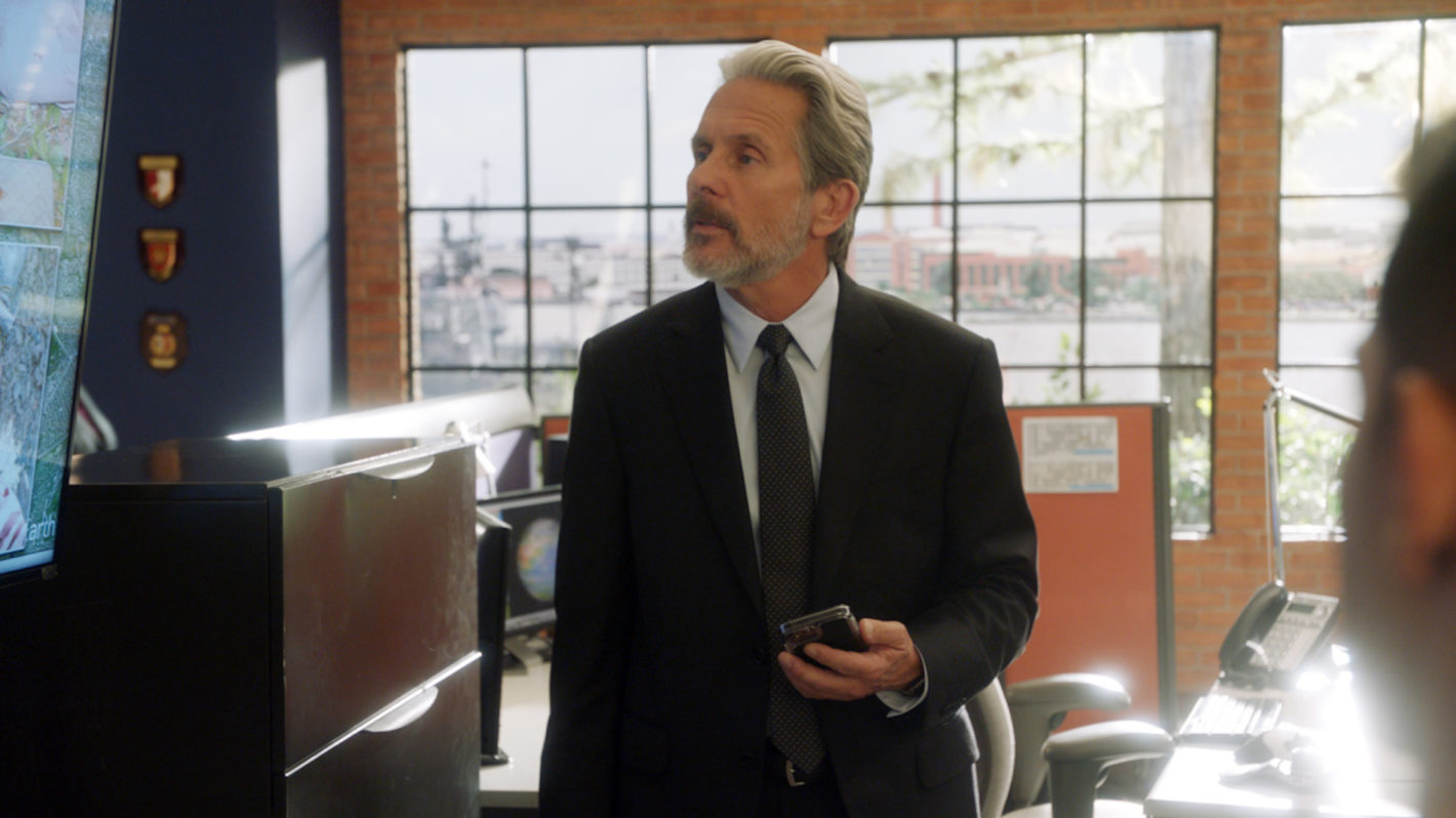 Gary Cole as Alden Parker in NCIS