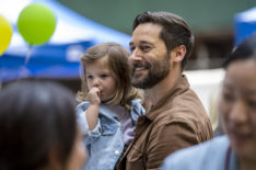Max Is Adorable With Helen & Luna in 'New Amsterdam's Season 4 Premiere (PHOTOS)