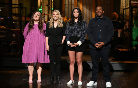 'Saturday Night Live,' , Cecily Strong, Kenan Thompson