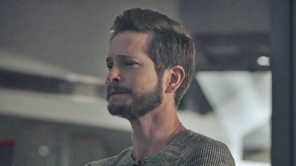 Matt Czuchry as Conrad in The Resident