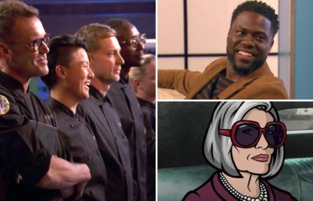 Top Chef, Die Hart, Archer