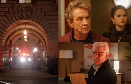 'Only Murders in the Building,' Season 1 Finale, Season 2 Predictions, Martin Short as Oliver, Selena Gomez as Mabel, Steve Martin as Charles