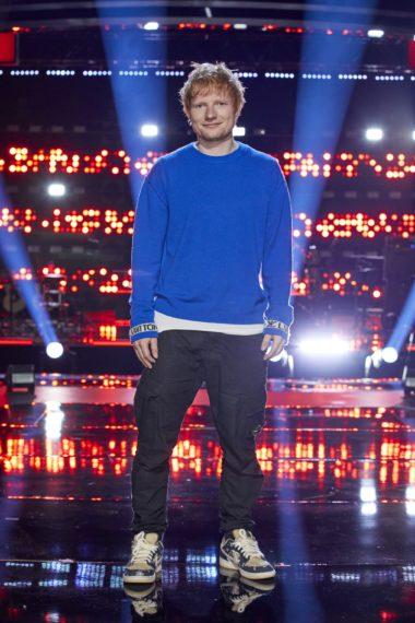 Ed Sheeran The Voice, Season 21