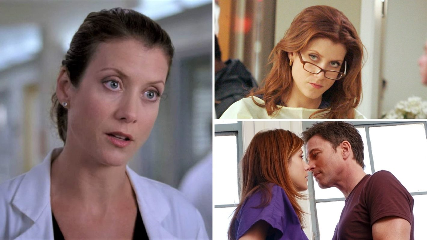 Grey's Anatomy and Private Practice, Kate Walsh as Addison Montgomery