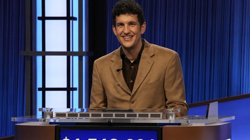 Jeopardy Matt Amodio