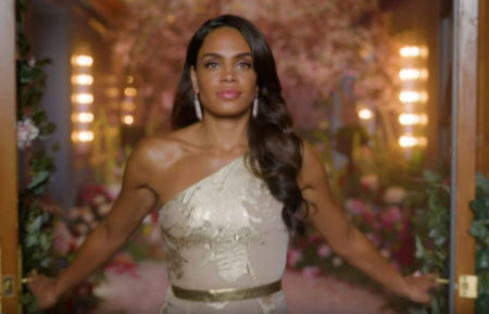 Michelle Young on The Bachelorette trailer